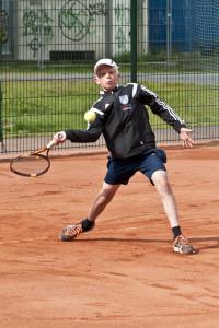 P11 pelaaja Lauri Holopainen.